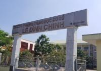 Bán nhanh đất thổ cư 100% sổ riêng sẵn, ngay trường THCS Lê Đình Chinh, cách QL 1A Chỉ 800m