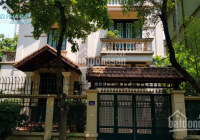 Bán Biệt Thự Khu Đô Thị Yên Hoà 200m2x 3 Tầng, Mặt Tiền 14m, Giá 37.5 tỷ. Vị Trí Đẹp, KD Đỉnh