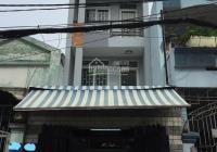 Cần bán nhà MT hẻm 8m chính chủ, Lê Văn Thọ, P9. DT 3.5X17m, CN 59m2, giá: 6.9 tỷ