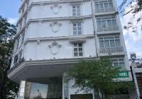 Bán building 2 MT Võ Văn Kiệt, P. Cầu Kho, Q1. DT: (12mx15m) 4 lầu thuê 200tr/tháng