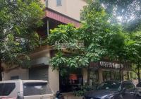 Cần bán gấp nhà lô góc mặt phố Hoàng Văn Thái Thanh Xuân 130m, MT 5.4 m, giá 22 tỷ