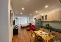 Cho thuê căn hộ studio cao cấp tại Ô Chợ Dừa