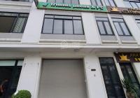 Cho thuê nhà Shophouse Vin Gardenia Hàm Nghi DT 100m2, 5T MT 6m thang máy ĐH thông sàn giá 38tr