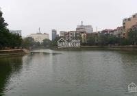 Chính chủ bán nhà mặt hồ Láng, Nguyễn Chí Thanh 75m2 * 4T, vị trí cực đẹp, giá 17.3 tỷ!