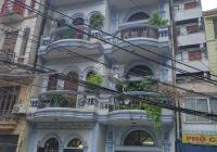 Chính chủ bán nhà 70m2 Vũ Thạnh gần Giảng Võ Ba Đình ô tô 3 tầng 1 tum sổ đỏ cho thuê VP cửa hàng