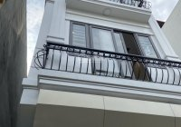 Siêu hiếm bán nhà căn góc 2 mặt ngõ Trần Đại Nghĩa 35m2, xây 5 tầng, 3.95 tỷ, cách mặt phố 10m