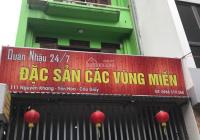 Chính chủ bán gấp nhà mặt phố 111 Nguyễn Khang 100m2 giá 16 tỷ