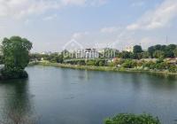 Bán biệt thự mặt phố Vũ Miên view trọn Hồ Tây, DT 226m2, MT 11m, 6 tầng hiện đại, giá 110 tỷ