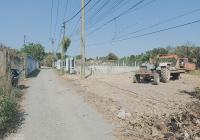 Đất cần bán gấp Xã Tân Phú Trung, Huyện Củ Chi DT: 15.5 x 35.5m nở hậu 19.5m, giá chốt: 3ty700tr