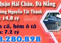 Chính Chủ Cần Bán Nhà Và Đất Tại Quận Hải Châu, Đà Nẵng.