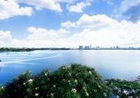 Bán nhà mặt phố Vũ Miên, view trọn Tây Hồ lộng gió, DT 142m2, MT 6.5m, 6 tầng thang máy, giá 62 tỷ