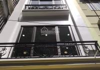 Chủ nhà bán nhà Phố Vũ Thạnh Hào Nam, 40m2, 4 tầng, mt 4,5m ngõ thông 3 gác, nhỉnh 4 tỷ