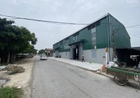 Cho thuê xưởng làm xưởng, show room, cửa hàng tại đường 377 Liên Nghĩa, Văn Giang, Hưng Yên
