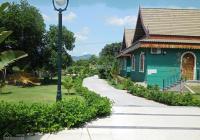 Bán đất và 2 biệt thự lớn cùng 9 phòng ngủ giá cực sốc tại Cam Hải Tây, LH: 0909850538