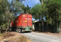 Bán đất mặt tiền đường 423, Xã Phước Vĩnh An, huyện Củ Chi