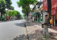 Bán nhà mặt phố Nghĩa Tân, lô góc, vỉa hè kinh doanh, 56m2, giá 12,8 tỷ, LH: 0947068686