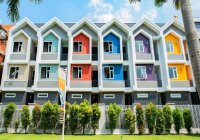 Nhà bán Thủ Đức gần Vạn Phúc City, DT: 4x17m rộng rãi, nhà 2 mặt tiền thông thoáng, pháp lý an toàn