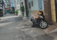 Nhà đường ô tô Vĩnh Hội, Quận 4 giá 13tr/th, 1 trệt 1 lầu 3PN và 2WC kinh doanh online và ở