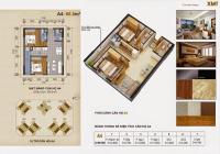Tôi cần bán căn 2PN, 66,8m2 chung cư Green Stars tòa B4 cửa Đông Nam giá 1,9x tỷ bao phí sang tên
