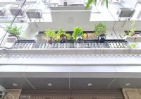 Bán nhà Thành Công, Ba Đình, 38m2 x 5 tầng, MT 4.5m, giá 6.6 tỷ, kinh doanh