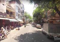 Bán nhà góc MT Phan Văn Trị Q5 kinh doanh sầm uất. DT: 4.3x13m, 4 tấm nhà mới đẹp
