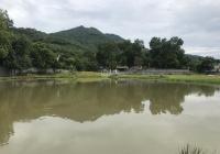 Bán đất tại Lương Sơn view bao quát bám mặt hồ