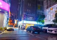 Tòa Apartment phố trung tâm Ba Đình, oto tránh chạy vòng quanh. Đạt 80tr/tháng