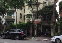 Chính chủ cho thuê biệt thự KĐT Linh Đàm, DT 253m2, 4 tầng, hướng ĐN, 6PN, có sẵn điều hòa