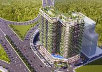 Dự án căn hộ thương mại, MP Võ Chí Công DT 5430m2, MT 200m, 650 tỷ, đã có GPXD 25 tầng