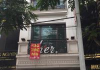 Cho thuê nhà 7T mặt phố Xã Đàn, đoạn đẹp DT 80m2, 7 tầng, MT4.5m, giá 85tr/th. Nhà đẹp, hầm rộng