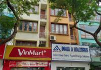 Cho thuê nhà phân lô mặt đường chính KĐT Yên Hòa - Trung Kính, DT 65m2 x 5 tầng, tiện KD. Giá 37tr