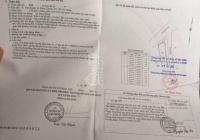 Bán đất thổ cư 2 mặt tiền TT Tân Kiên, Bình Chánh