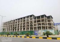 Chính chủ bán Shophouse 80m2 đường 16,5m giá 4 tỷ, sổ đỏ lâu dài, liên hệ: 0968849566