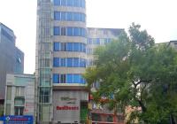 Bán nhà mặt phố Nguyễn Thái Học, Ba Đình 50m2, mặt tiền 5,4m, 4 tầng, cho thuê 90tr/1 tháng, KD