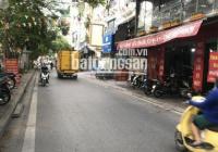 Chính chủ cần bán gấp căn nhà 5 tầng xây mới - phố Trần Đại Nghĩa - đường bờ sông