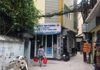 Bán nhà phố Dịch Vọng, gần phố - lô góc - kinh doanh - ô tô đỗ cửa, 39m2 x 5 tầng, 5,95 tỷ