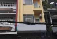 MT Nhất Chi Mai (Khu K200) DT 4,5 x 20m, có 2 lầu giá 17tr. Nhà mới đẹp, đường 8m