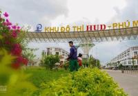 Mở Bán Đất nền, shophouse KĐT Phú Mỹ (HUD) Quảng Ngãi - chỉ 10tr/m2 - sổ sẵn - chiết khấu 3%
