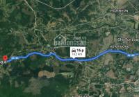 Bán lô 400m2 mặt tiền 14G, Hòa Phú, Hòa Vang, Đà Nẵng