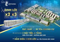 Shophouse khu công nghiệp Cát Tường Smart City Yên Phong Bắc Ninh
