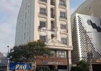 Bán tòa căn hộ dịch vụ phố Trần Bình Nam Từ Liêm, Lô góc, kinh doanh 100tr/th 140m2 x 8T x MT 8,5m
