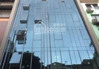 Hạ tiếp 3 tỷ chủ cần bán gấp mặt phố Nguyễn Văn Huyên 210m2 * 7T MT 7m NH Thuê 300tr/th nhỉnh 58 tỷ