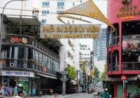 Bán nhà mặt tiền đường Trần Hưng Đạo, Quận 1, góc 2 mặt tiền