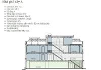 Chính chủ cần bán căn nhà phố Phố Trúc đã hoàn thiện, giá 11,5 tỷ bao phí