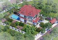 Luxury Villas Hill biệt thự trên đồi xanh tại trung tâm thành phố Phú Quốc