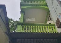 Bán nhà ngõ 464 Âu Cơ, gần chợ Nhật Tân DT 67m2, 4 tầng giá 5.4 tỷ