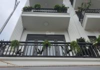 Bán nhà 4 tầng độc lập khu TĐC Nam Cầu Bính, ô tô đỗ cửa