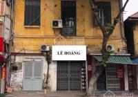 Bán đất mặt phố Phú Xá, Tây Hồ kinh doanh bất chấp 160m2 mt 8,3m giá covid