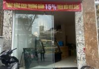 Cho thuê nhà mặt phố Minh Khai