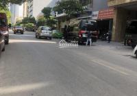 Bán nhà mặt phố Nguyễn Quốc Trị, DT 105m2, MT 6,5m, xây 6 tầng, 1 hầm. LH 0985505363